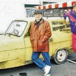 Lovely Jubbly: Del's pride and joy could be yours for a steal