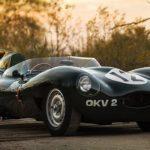 Iconic Jaguar D-Type set to fetch over £10million