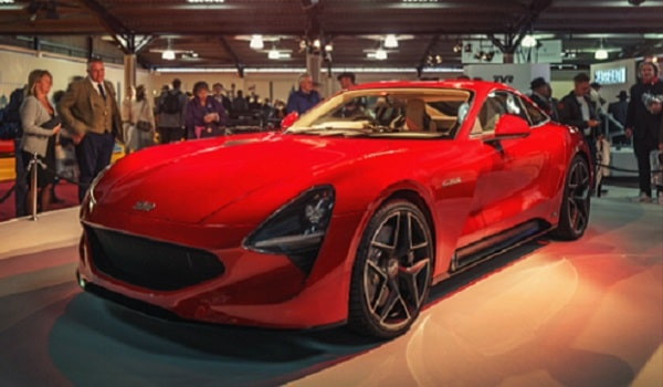 the new v8 tvr griffith is the star of the show prestige car mats. Black Bedroom Furniture Sets. Home Design Ideas
