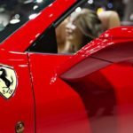 Ferrari's 70th anniversary exhibition draws to an end in London