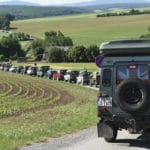 Parade of Land Rovers and Range Rovers sets new Guinness World Record