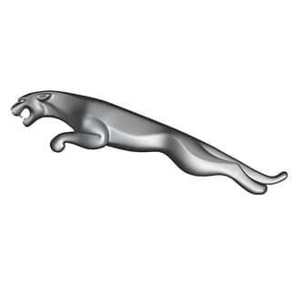 Jaguar F Pace Rubber Car Mats