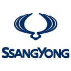 Ssangyong Rubber Car Mats