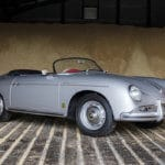 1958 Porsche 356 Speedster to go under the hammer at Race Retro