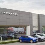 Jaguar dealership in Kendal